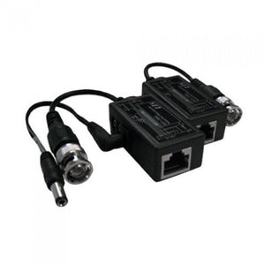 SECURE LINK-VB-4301 VIDEO BALUN WITH POWER