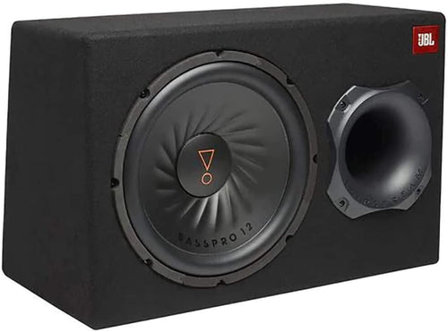 JBL PASSPRO 12 Subwoofer System with Slipstream Port Technology