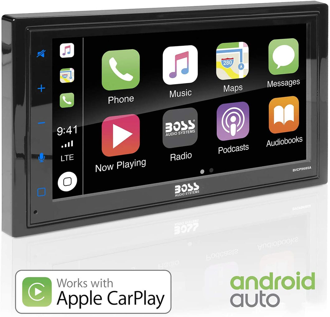 BVCP9685 Boss:2DIN Bluetooth Touchscreen  Multimedia Player