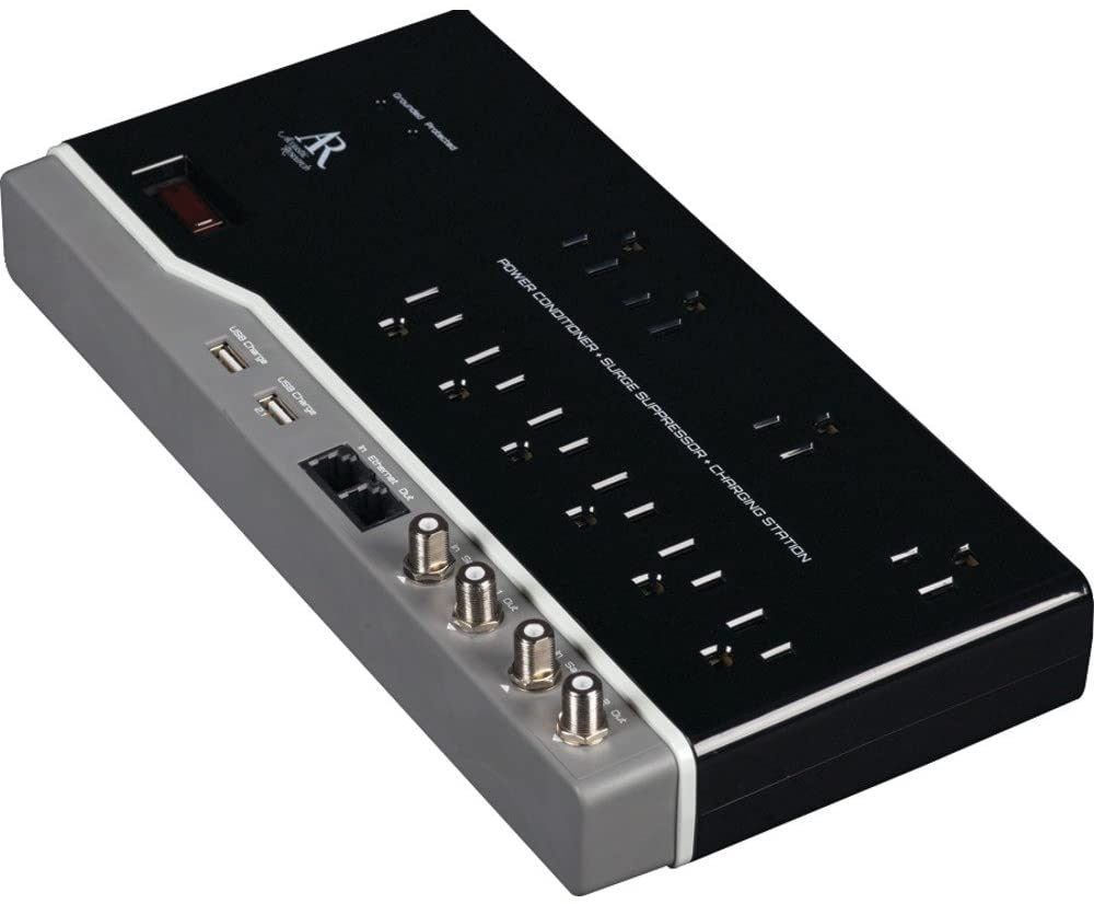 AZ CARHT8ACC: Power Bar Conditioning Surge Protector