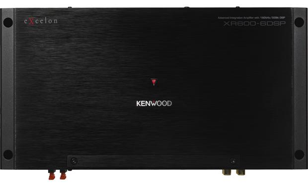 Kenwood eXcelon XR600-6DSP:6-channel W/digital signal processing Amplifier