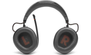 JBL Quantum 600 Over-ear wireless gaming headset with USB transmitter and virtual surround sound