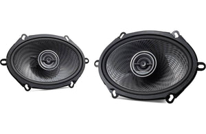 "KFC-C5796PS Kenwod:5x7""Car Speaker 2-way (pair)"