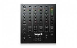Numark M6 Usb 4-Channel USB DJ Mixer