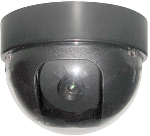 PHCM31 Indoor Dome Security Surveillance Camera with 1/4'' Sharp CCD