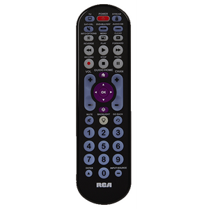 RCRBB05BHZ: 5-Device Universal Remote-Streaming Player & Sound Bar Compatible