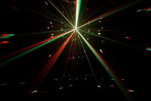 Chauvet ROTOSPHERE Q3:Mirror Ball Type Effect
