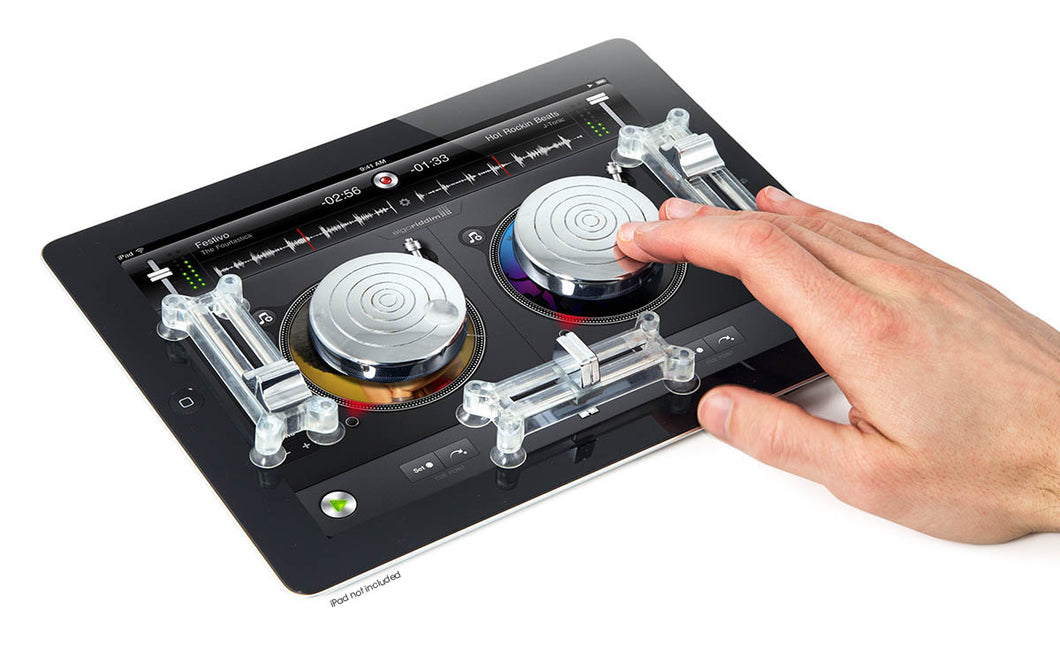 Ion Scratch 2 Go DJ System for Tablets