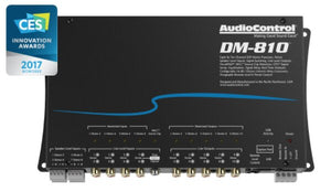 DM-810 Audio C:Premium 8 Input 10 Output DSP Matrix Processor