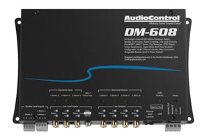 DM-608 Audio C:Premium 6 Input 8 Output DSP Matrix Processor