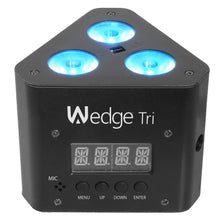 Chauvet WEDGE TRI:Led Wash Light