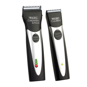 WAHL - (50232) LITHIUM CHROMADO COMBO - BLACK OR WHITE