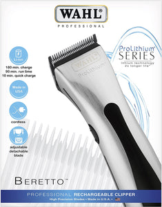 Wahl 56322:Clipper Beretto