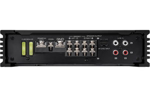Kenwood X302-4:4 channel amplifier eXcelon