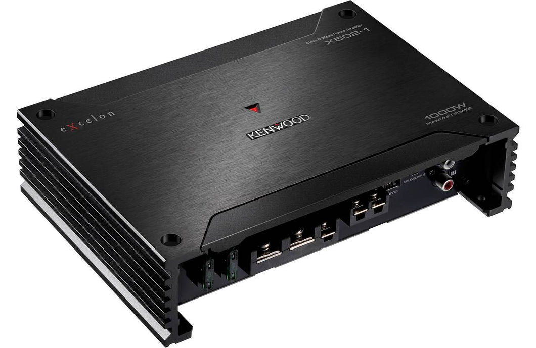 Kenwood X502-1 Class D Monoblock Power Amplifier