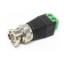 BNC Male 15-1874 to Screw Terminal Connector