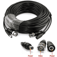 23-7010 WIN:BNC W/ Power Cable 25FT