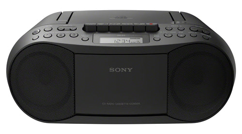 SONY CFD-S70 Portable CD Cassette Boombox
