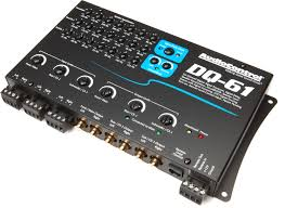 DQ-61 Audio C:Digital Sound Processor 6ch