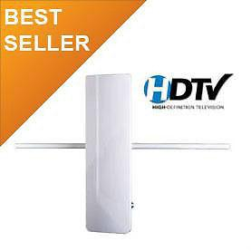53-6165-1AV  HDTV Indoor/Outdoor Amplified Antenna