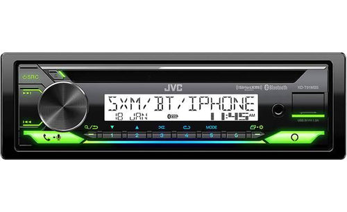 KD-T91MBS JVC:Marine CD Receiver for Jeep, Powersports