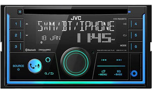 KW-R940BTS JVC:Double-DIN In-Dash CD Receiver with Bluetooth