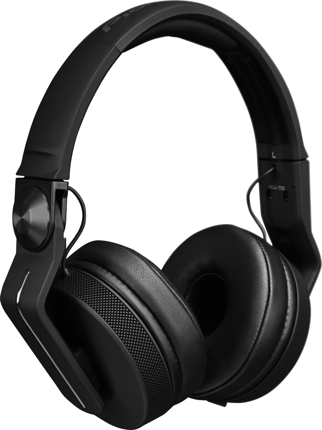PIONEER HDJ-700-K  DJ headphones (black)
