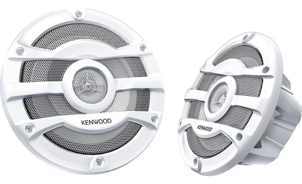 Kenwood KFC-2053 MRW 2way 8 inch marine speakers