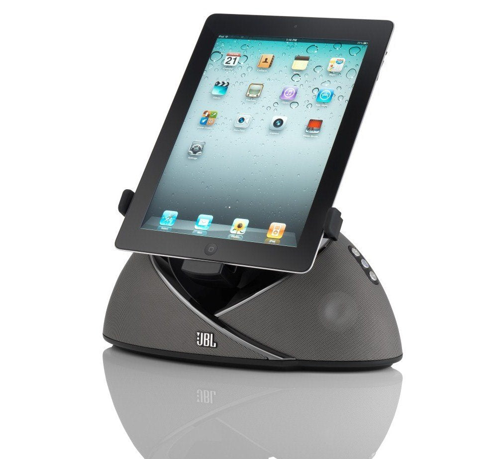 JBL On Beat Air Loudspeaker Dock for iPod, iPhone and iPad, with AirPlay