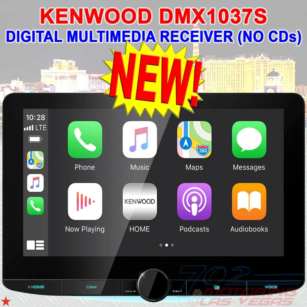 DMX1057XR Kenwood:Digital Multimedia Receiver