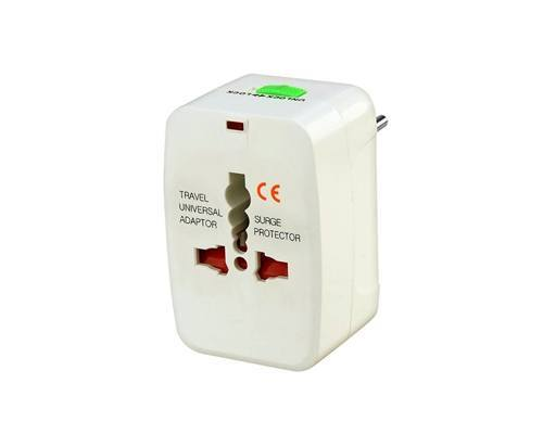 AZ001 Adapter:Universal World Wide Travel Charger Adapter Plug