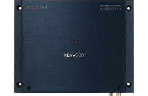 Kenwood Excelon XR601-1 Reference Series mono subwoofer amplifier