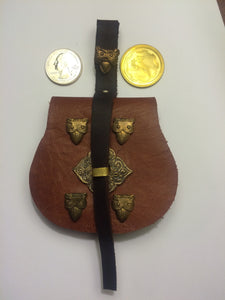 Birka Viking Coin Purse - PURSE1