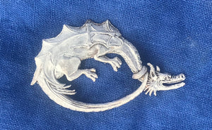 Dragon Pilgrim Badge - U38