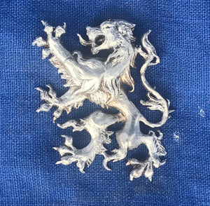 Lion Pilgrim Badge - U39