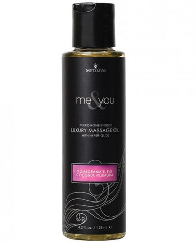 Me and You Luxury Massage Oil - 4.2 oz