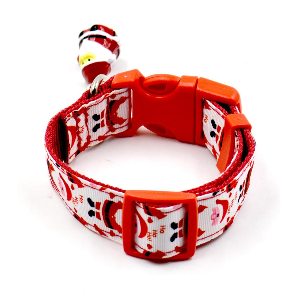 Holiday Santa Collar - Fur Pants