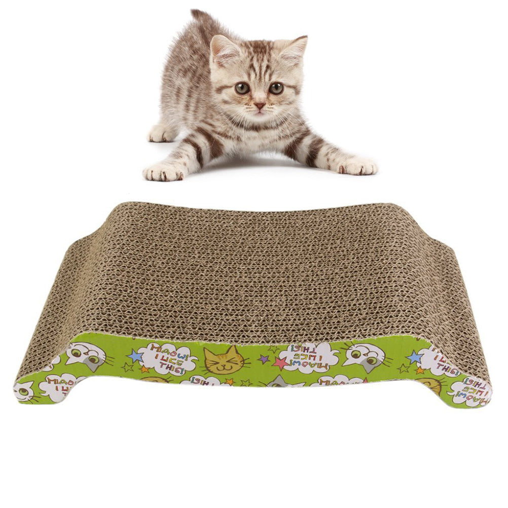 Hangable Scratch Pad - Fur Pants