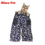 Canvas Pants Cat Tunnel - Fur Pants