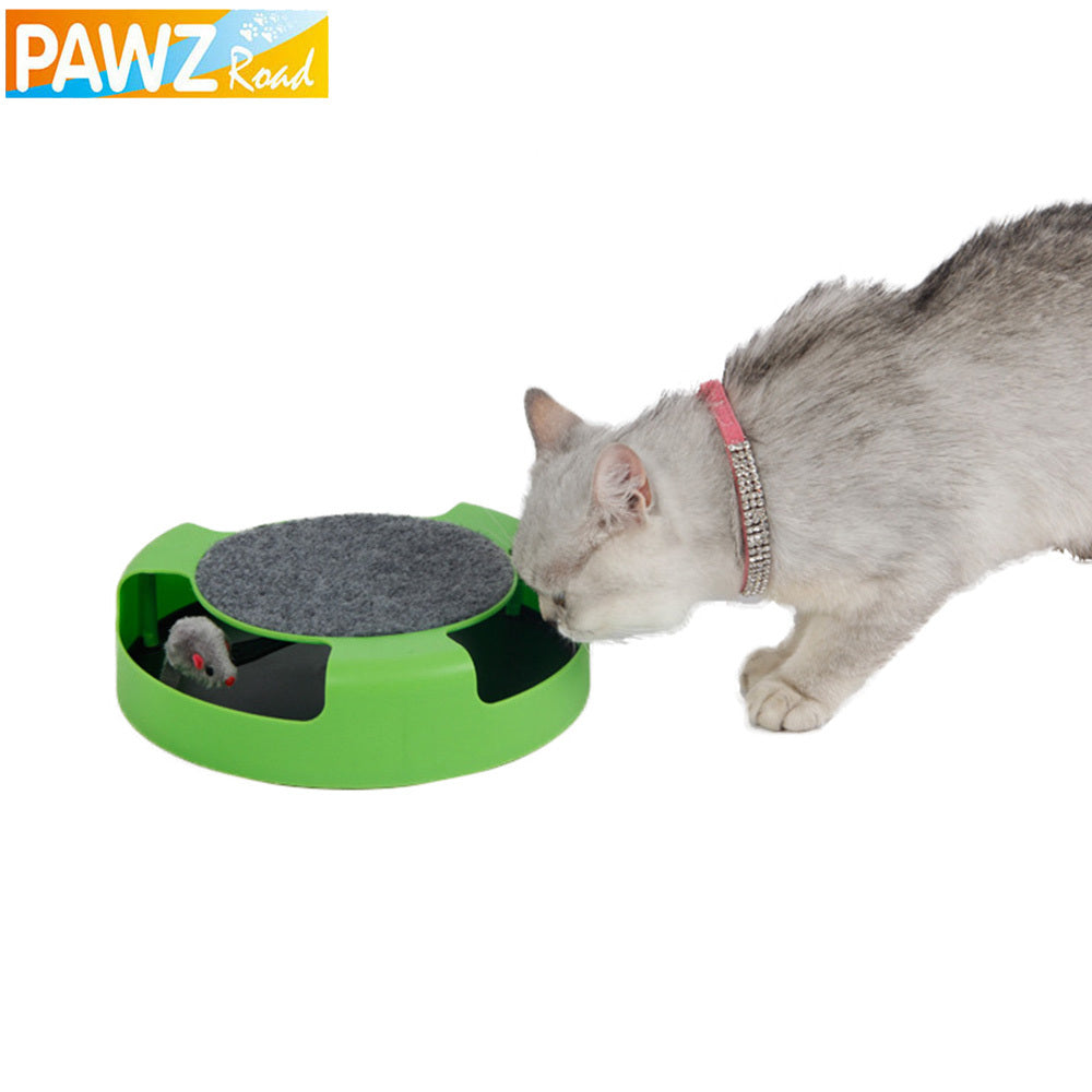 Motion Mouse Cat Toy - Fur Pants