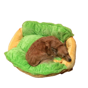Weiner Cushion - Fur Pants