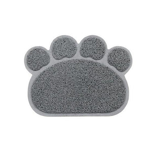 Paw Print Placemat - Fur Pants