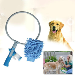 360 Degree Shower Tool Kit For Dogs/Cats - Fur Pants