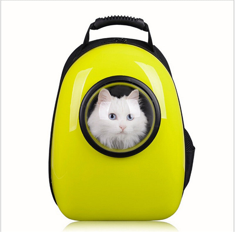 Space Capsule Cat Carrier - Fur Pants
