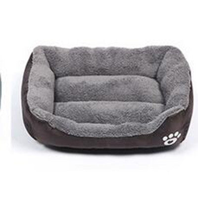 Cozy Pet Bed - Fur Pants