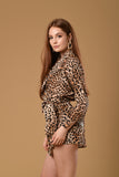 All Leopard Jumpsuit