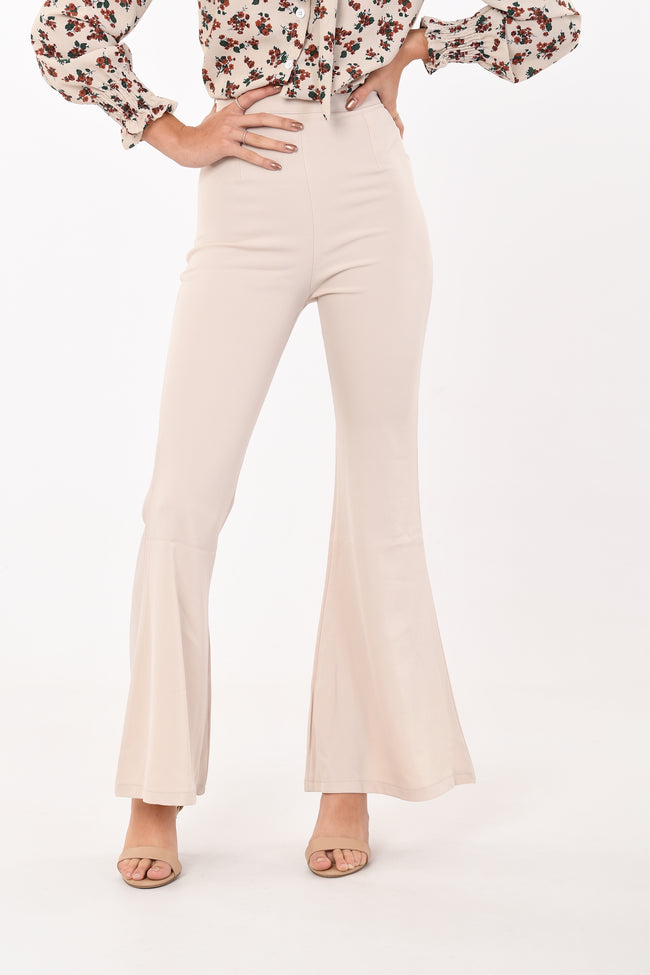 Ashley Wide Bottom Pants