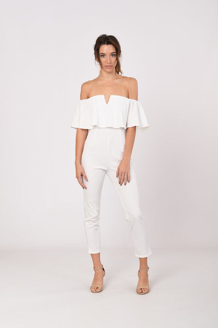 Too Love Back Ribbon Crop Shirt