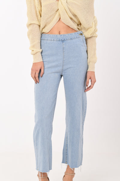 Dual Way Denim Jumper
