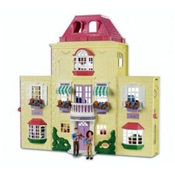 All dollhouse products fisher Price Playskool Loving Family Dream doll house furniture accessories dolls